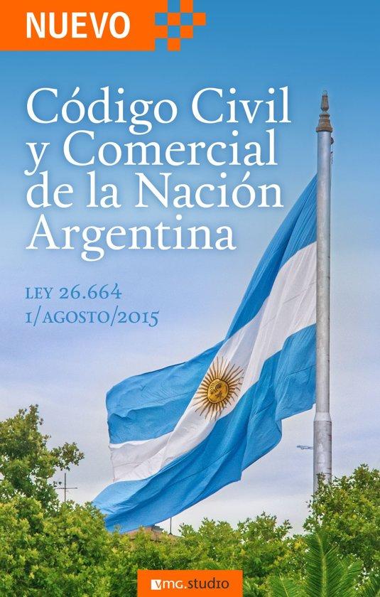 book-image-Código Civil y Comercial de la Nación Argentina