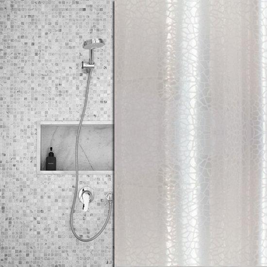 Roomture - douchegordijn - Nerves - 120 x 200