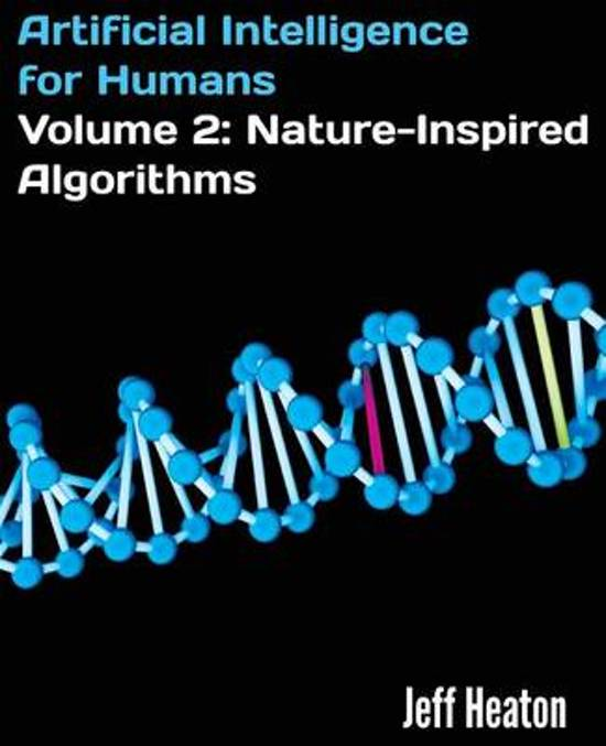 Artificial Intelligence for Humans Volume 2