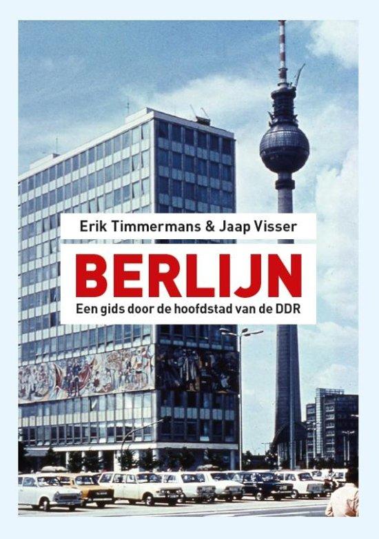 Boek cover Berlijn van Erik Timmermans (Paperback)