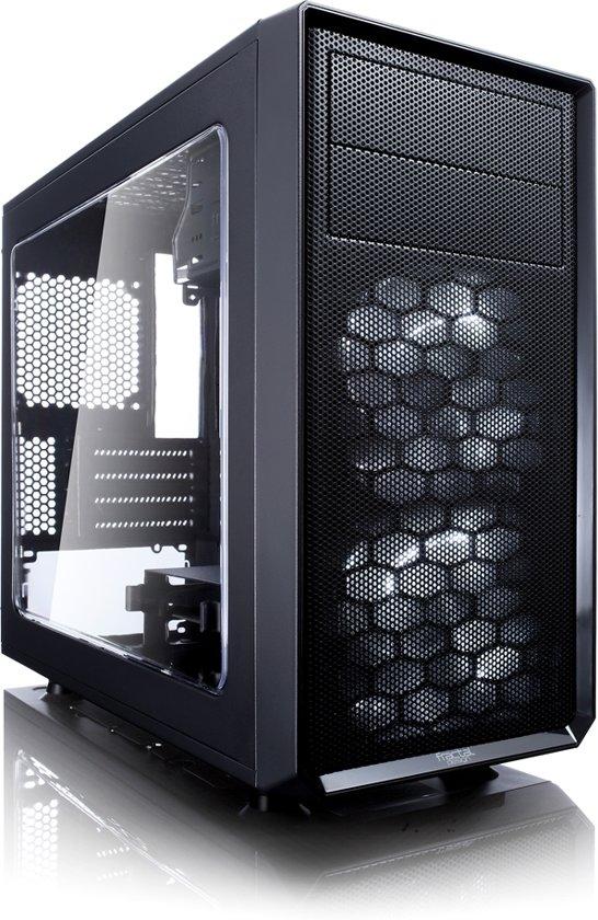 Fractal Design Focus G Mini Mini-Toren Zwart