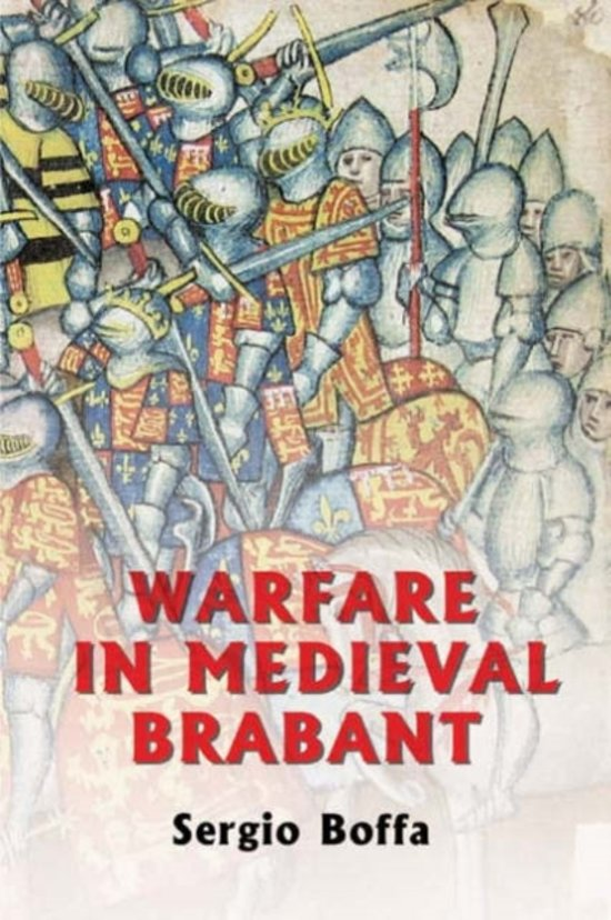 Warfare in Medieval Brabant, 1356-1406
