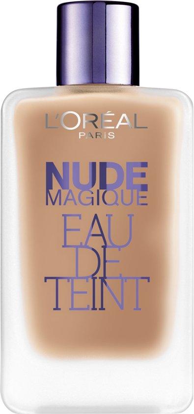 Eau de teint Nude Magique LOréal il fondotinta invisibile