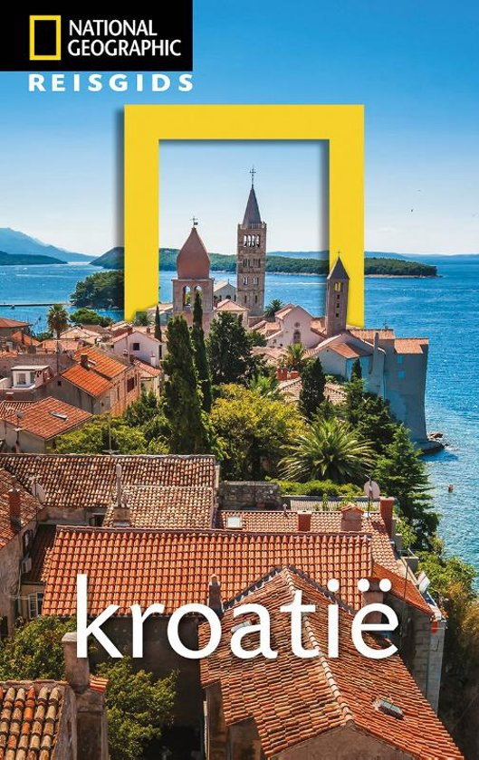 National Geographic Reisgids Kroatië