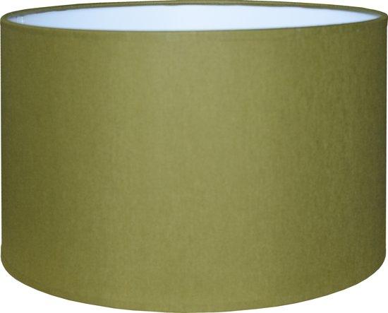 Olijfgroen In Huis : Bol.com ramlux chintz cilinder lampenkap Ø25 cm olijfgroen