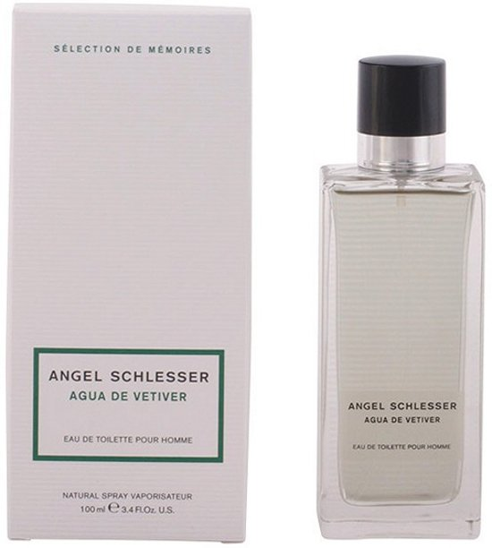 AGUA DE VETIVER edt verstuiver 150 ml