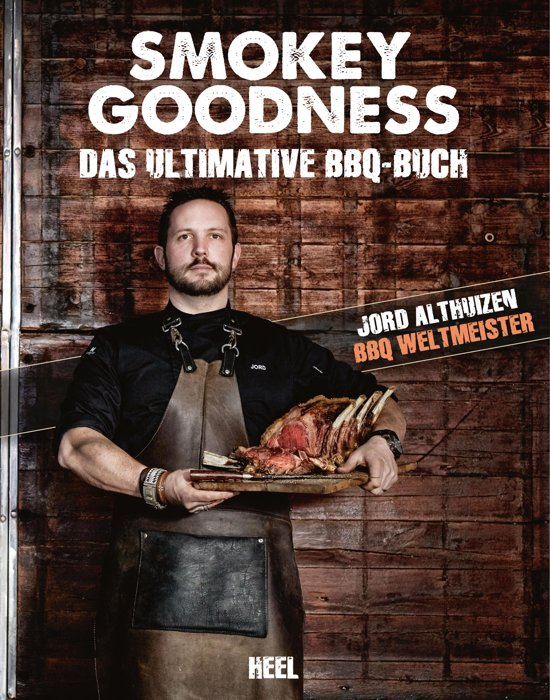 Boek cover Smokey Goodness van Jord Althuizen (Onbekend)