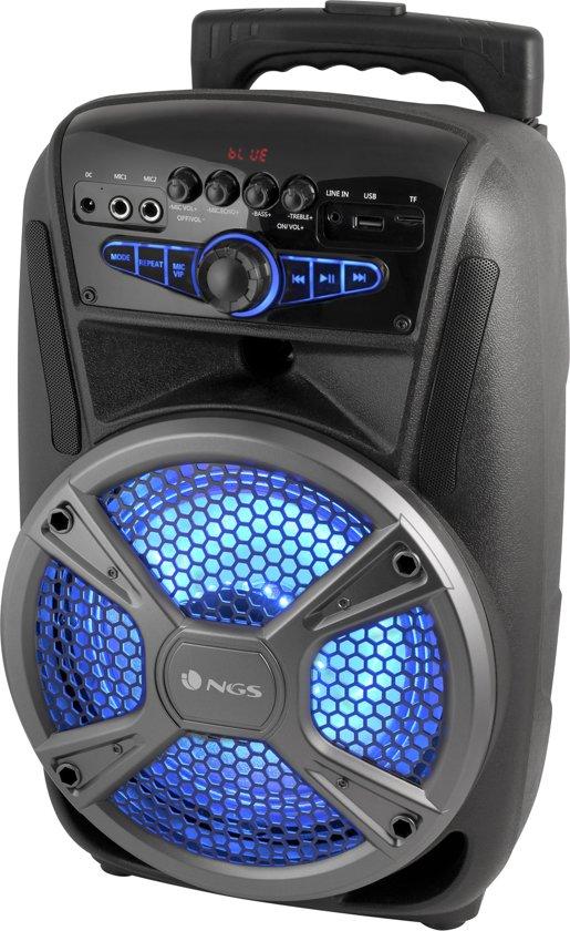 NGS -  Bluetooth Speaker - 35W - Wild MAMBO - Draadloos - Draagbaar - Bluetooth