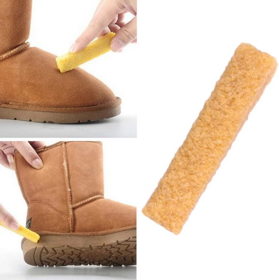 bol | suede schoonmaken - suede gum - suede schoenen reinigen