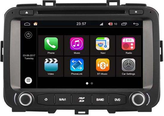 CAL-W278 Android 8.0 Navigatie S200 Kia