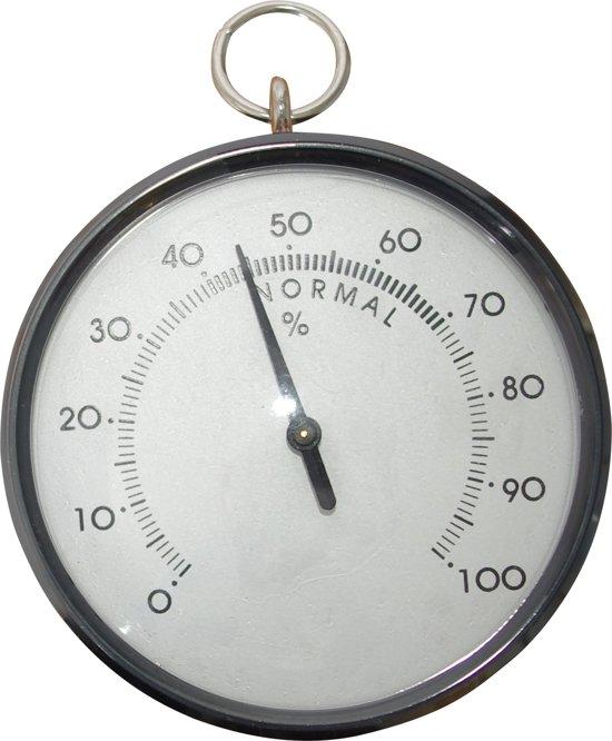 Hendrik Jan hygrometer rond