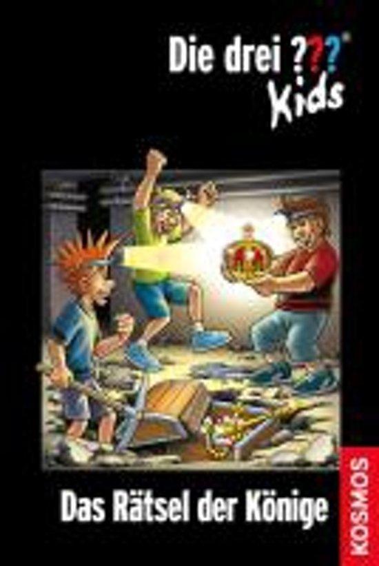 Die drei ??? Kids 56. Das Rätsel der Könige (drei Fragezeichen)