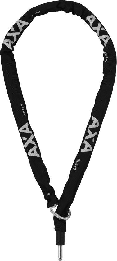 AXA RLC Insteekketting - 140 cm - Zwart
