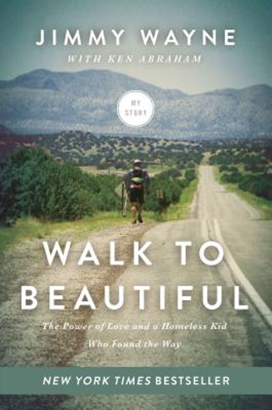 Boek cover Walk to Beautiful van Jimmy Wayne (Paperback)