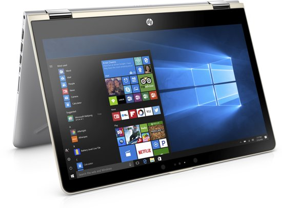 HP Pavilion x360 14-ba025nd - 2-in-1 laptop - 14 Inch