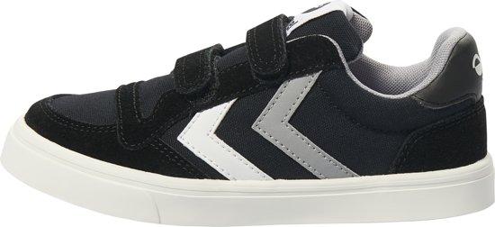 Cuir Hummel Stadil Jr Bas - Chaussures De Sport - Enfants - Blanc - Taille 30 7ycMJh
