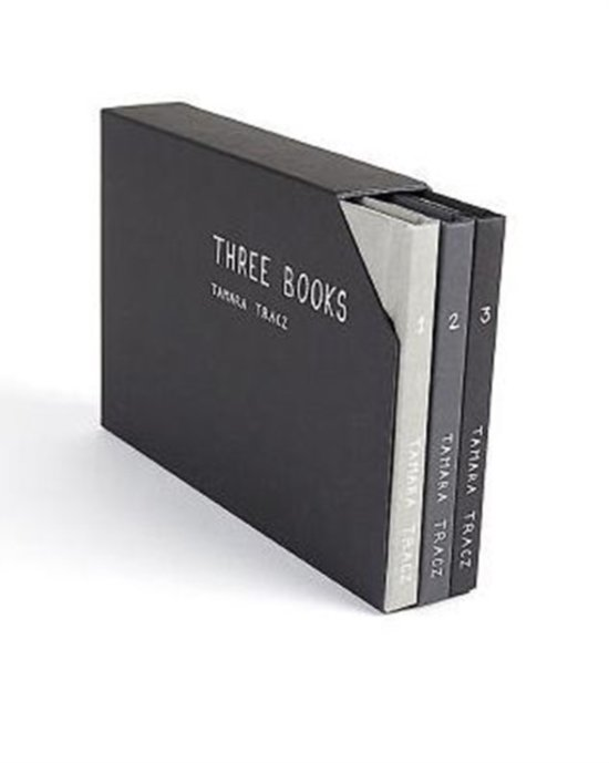 Tamara Tracz - Three Books