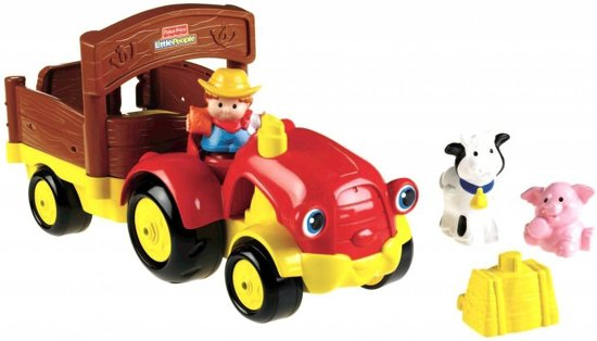 Fisher-Price Little People Tractor