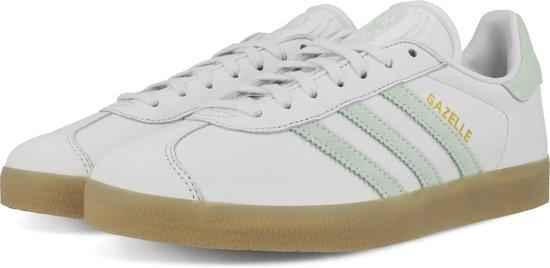 bol.com | ADIDAS GAZELLE W BB0660 - Sneakers - Vrouwen - Wit ...