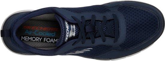0 Sneakers 43 Skechers 3 Flex Advantage Maat Navy Heren wqnAUBpxAZ