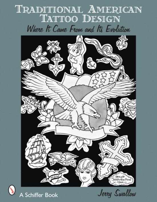 Bolcom Traditional American Tattoo Design Jerry Swallow