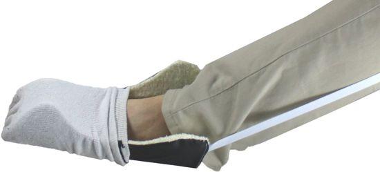Obbomed MN-2010 - Hulpmiddel voor aantrekken van sokken - vereenvoudig het aandoen van sokken zonder te bukken