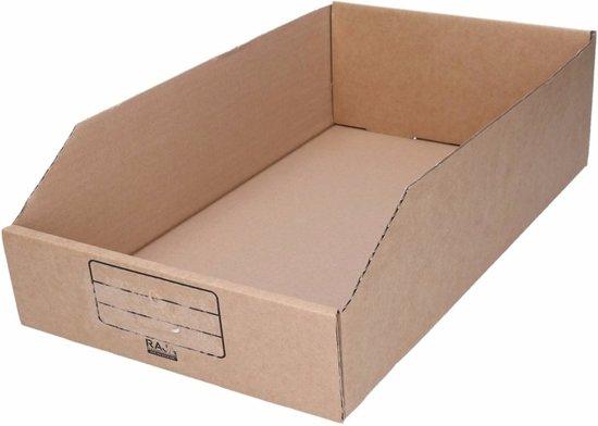Bed Van Karton : Bol sorteer opslag bakje cm van karton