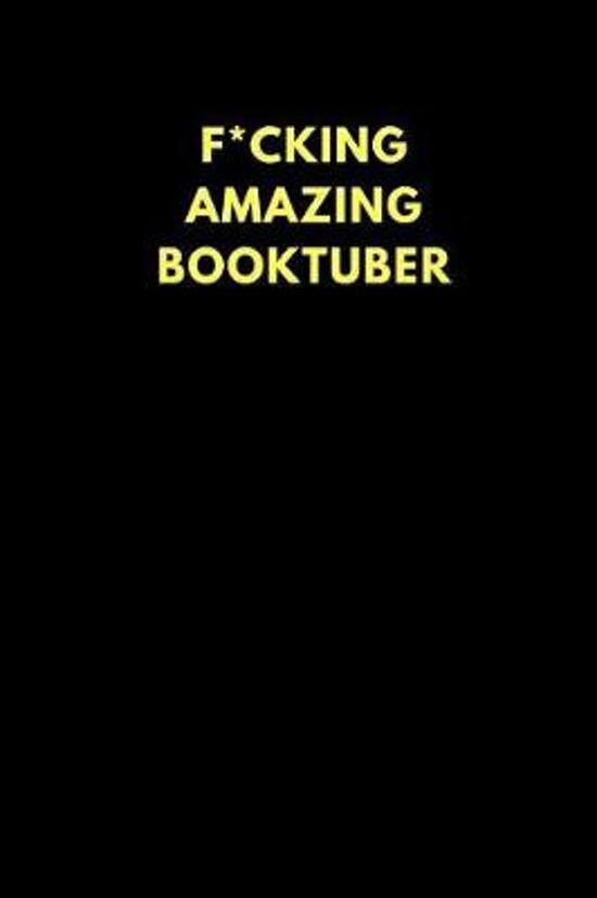 F*cking Amazing Booktuber