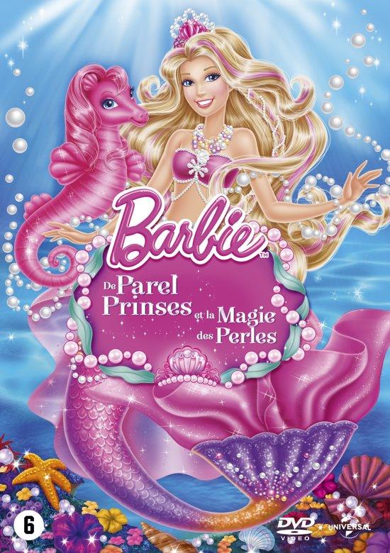 Bol Com Barbie De Parel Prinses Dvd Dvd S