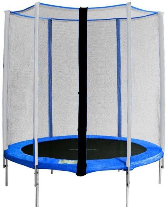 Trampoline - blauw - 140 cm