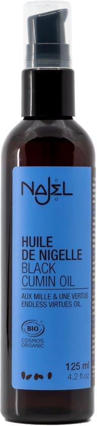 Zwarte Komijnolie (Biologisch & Koudgeperst) - Najel