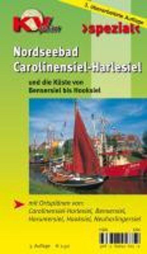 Nordseebad Carlinensiel-Harlesiel und die Küste von Bensersiel bis Hooksiel
