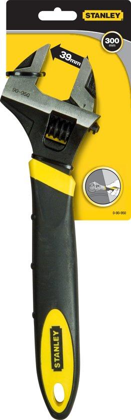 STANLEY Bimat verstelbare moersleutel 0-90-950 - 300mm