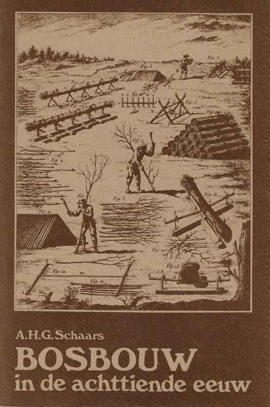 Bosbouw entel in de 2e helft 18e eeuw - Schaars |