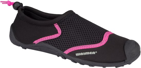 Waimea - Waterschoenen - Volwassenen - Zwart - Maat 37