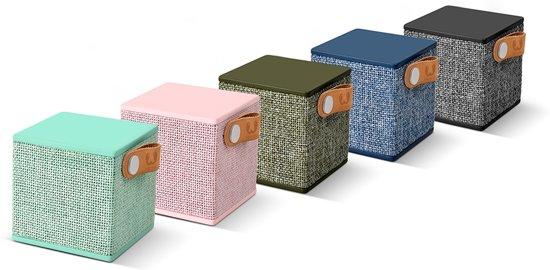 Fresh 'n Rebel Rockbox Cube Bluetooth Speaker Fabriq Edition