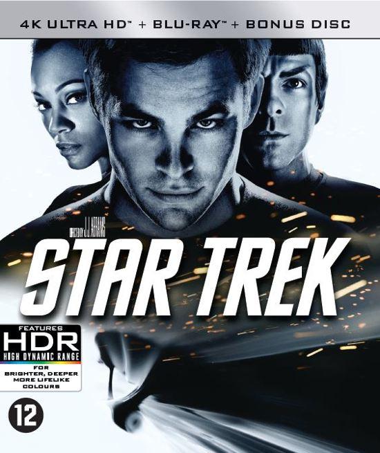 Star Trek (2009) (4K Ultra HD Blu-ray)