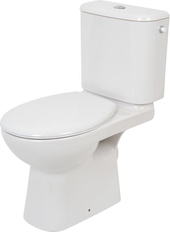 Toilet Ao Pk.Plieger Lyon Wc Pack Pk M Softclose Wit