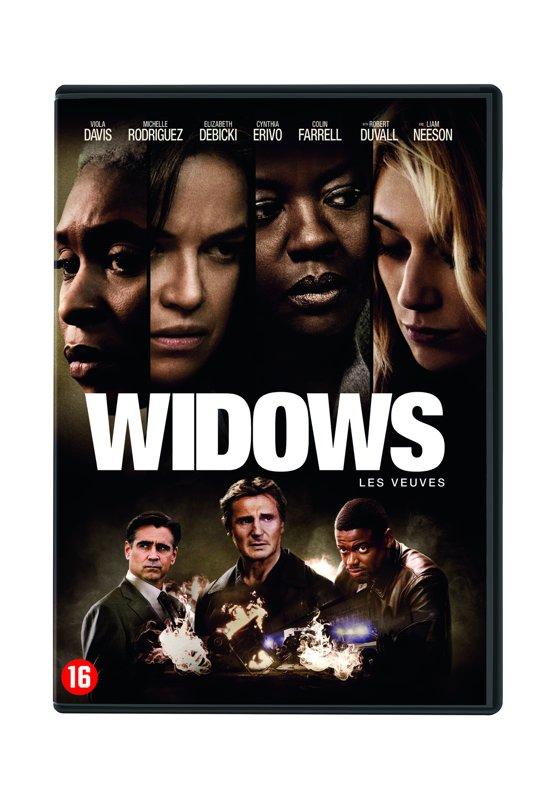 DVD cover van Widows