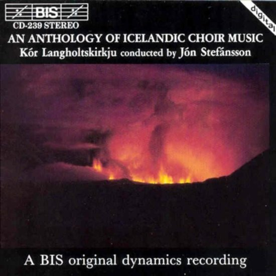 Icelandic Choir Music