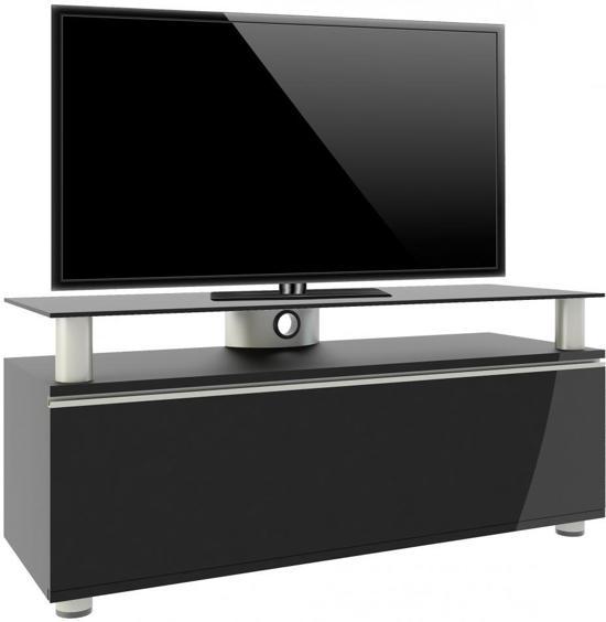 Clano Tv Meubel Zwart