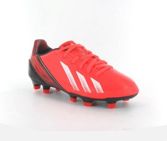03def7fb71b adidas F30 TRX FG JR - Voetbalschoenen - Kinderen - Maat 38 - Rood;Zwart