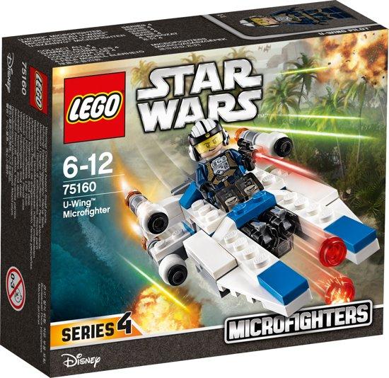 LEGO Star Wars U-Wing Microfighter - 75160