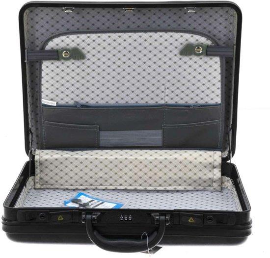 Attache Attache Davidt's Davidt's Koffer Attache Koffer Abs Black Abs Davidt's Black Koffer Abs 8N0kXZnOPw
