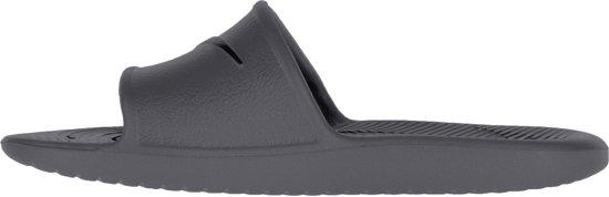 Unisex Kawa 40 Grijs Shower Maat Slippers Nike qvawPptw