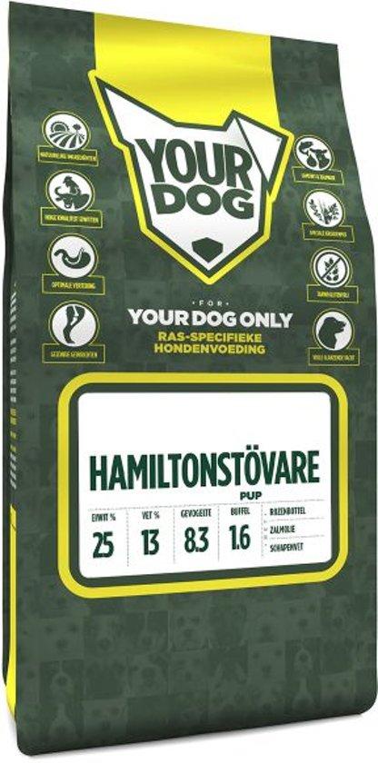 Yourdog hamilton stã?vare hondenvoer pup 3 kg