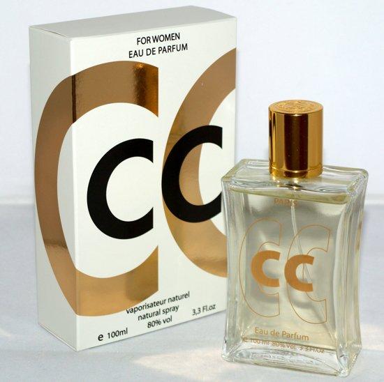ZOMER AANBIEDING  1 + 1 GRATIS Ciao Ciao Ivoire Dames parfum 100 ml (bij deze bestelling krijgt u een andere CC Eau de Parfum 100 ml GRATIS erbij)