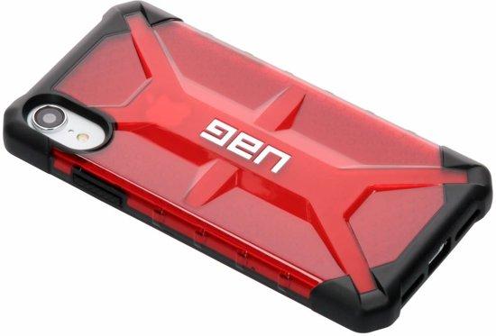 Rode Plasma Case voor de iPhone Xr