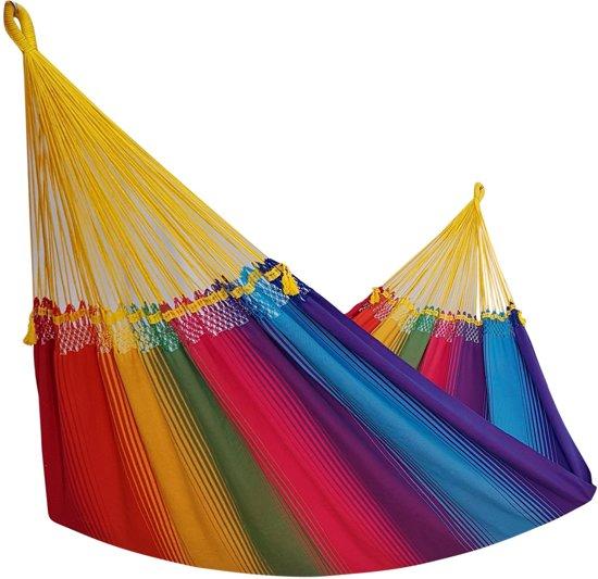 Hangmat XXL Gigante Rainbow #2
