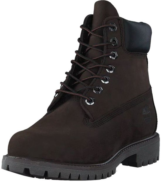 Brown Premium 6in 42 Maat Timberland Dark 10001 Boot 5O7yq6